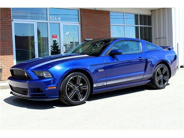 2014 Ford Mustang GT (Stk: 208869) in Saskatoon - Image 1 of 27