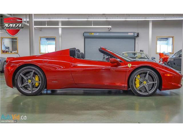 2015 Ferrari 458 Spider - (Stk: ) in Oakville - Image 7 of 46