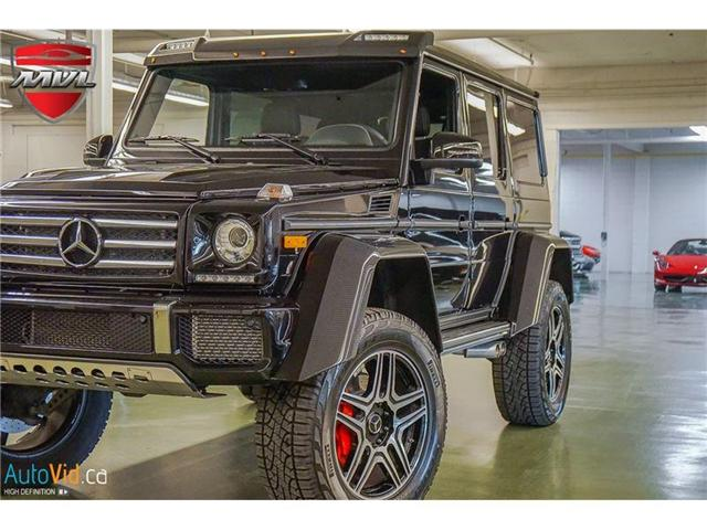 2018 Mercedes-Benz G-Class Base WDCYC5FH8JX293878 WDCYC5 in Oakville