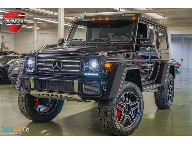 ... 2018 Mercedes Benz G Class Base (Stk: WDCYC5) In Oakville ...