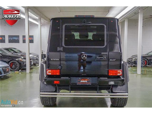 2018 Mercedes-Benz G-Class Base (Stk: WDCYC5) in Oakville - Image 5 of 50