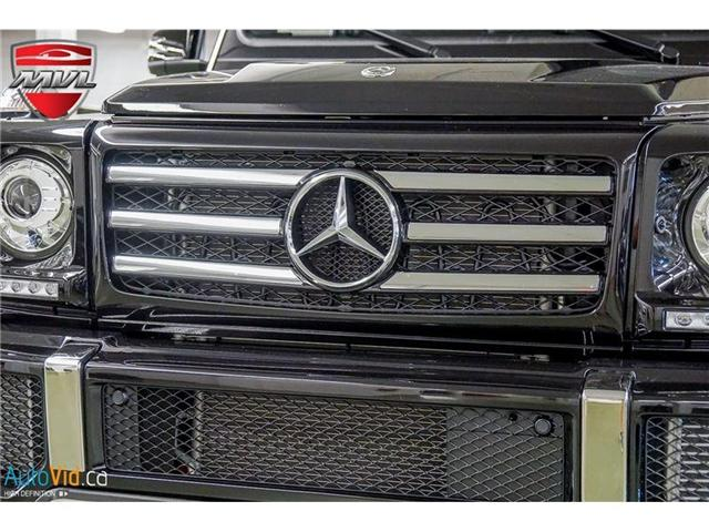 2018 Mercedes-Benz G-Class Base (Stk: WDCYC5) in Oakville - Image 15 of 50