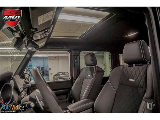 2018 Mercedes-Benz G-Class Base (Stk: WDCYC5) in Oakville - Image 28 of 50