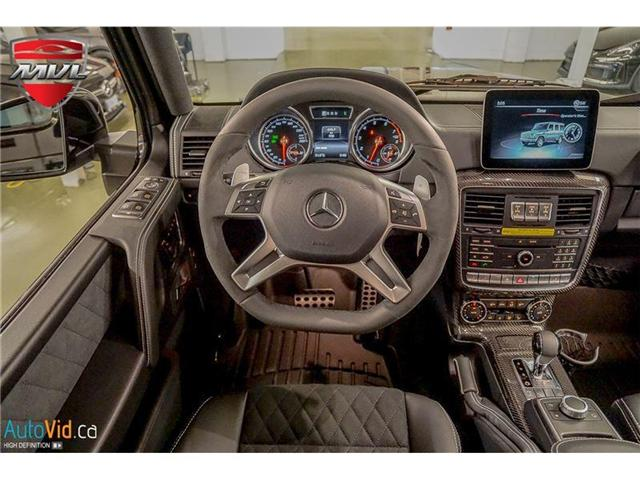 2018 Mercedes-Benz G-Class Base (Stk: WDCYC5) in Oakville - Image 31 of 50