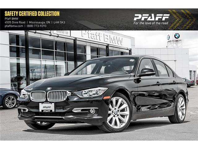 2014 BMW 320i xDrive (Stk: U4848) in Mississauga - Image 1 of 19