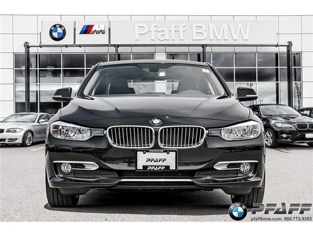 2014 BMW 320i xDrive (Stk: U4869) in Mississauga - Image 2 of 19