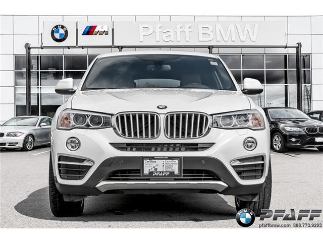 2016 BMW X4 xDrive28i (Stk: U4871) in Mississauga - Image 2 of 20