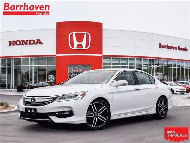 2017 Honda Accord Touring (Stk: 0674) in Nepean - Image 1 of 30