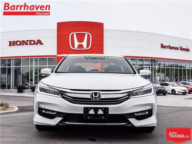 2017 Honda Accord Touring (Stk: 0674) in Nepean - Image 2 of 30