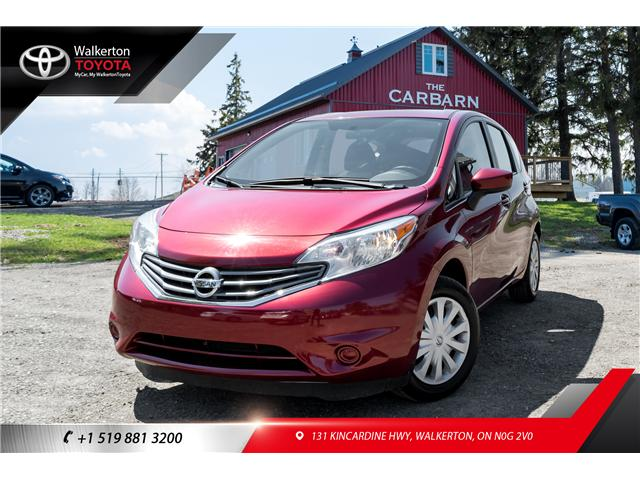 2016 Nissan Versa Note  (Stk: L8018) in Walkerton - Image 1 of 20