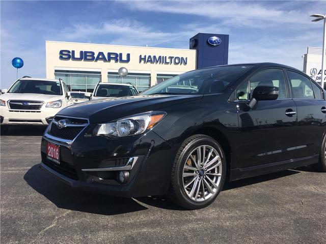 2016 Subaru Impreza 2.0i Limited Package (Stk: U1331) in Hamilton - Image 2 of 16