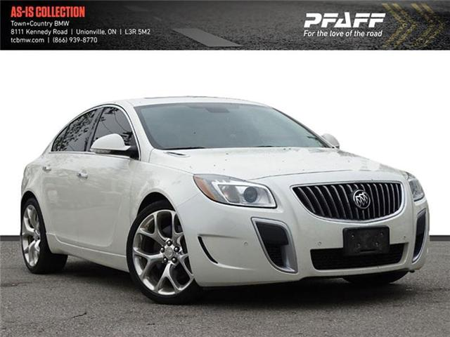 2012 Buick Regal Turbo (Stk: 35180AA) in Markham - Image 1 of 13