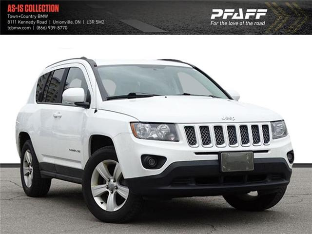 2015 Jeep Compass Sport/North (Stk: O10827A) in Markham - Image 1 of 11