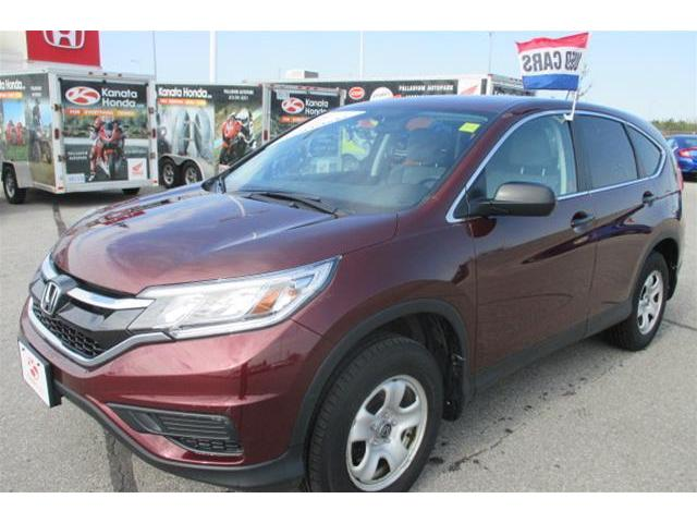 2015 Honda CR-V LX (Stk: K12576A) in Kanata - Image 1 of 18