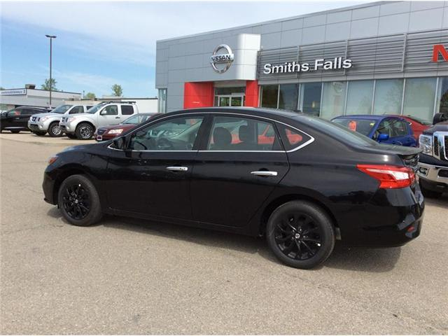 2018 Nissan Sentra 1.8 SV Midnight Edition (Stk: 18-197) in Smiths Falls - Image 2 of 13