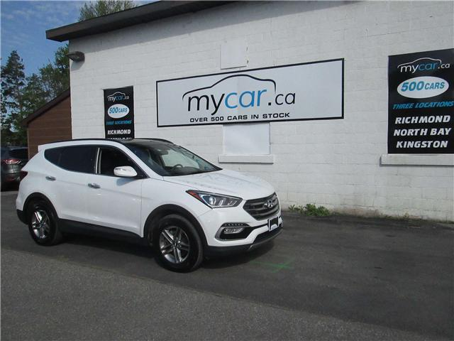 2017 Hyundai Santa Fe Sport 2.4 SE (Stk: 180641) in Richmond - Image 2 of 14