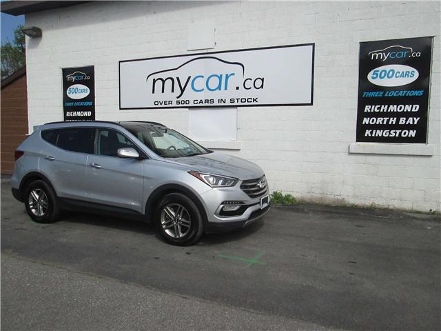 2017 Hyundai Santa Fe Sport 2.4 SE (Stk: 180643) in Richmond - Image 1 of 14