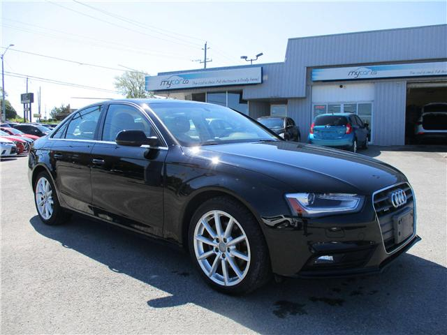 2014 Audi A4 2.0 Progressiv (Stk: 180609) in Kingston - Image 2 of 13