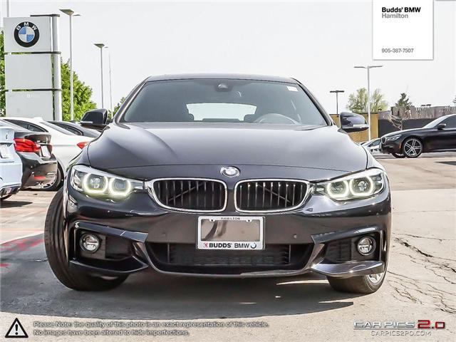 2019 BMW 440 Gran Coupe i xDrive (Stk: B20319) in Hamilton - Image 2 of 28