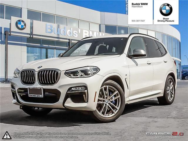 2018 BMW X3 M40i (Stk: T40958) in Hamilton - Image 1 of 28