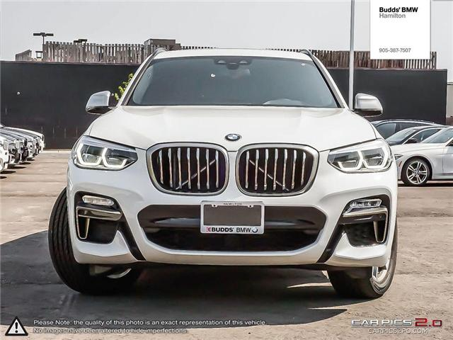 2018 BMW X3 M40i (Stk: T40958) in Hamilton - Image 2 of 28
