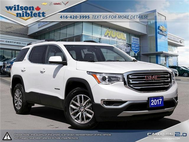 2017 GMC Acadia SLE-2 (Stk: P101704) in Richmond Hill - Image 1 of 29