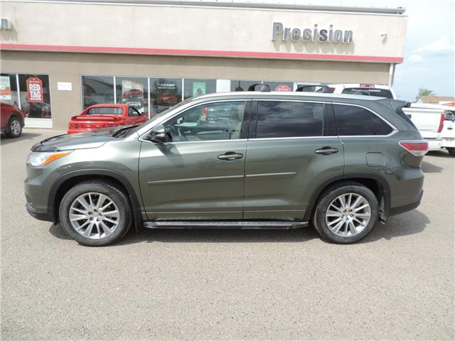 2014 Toyota Highlander XLE (Stk: 182021) in Brandon - Image 1 of 20