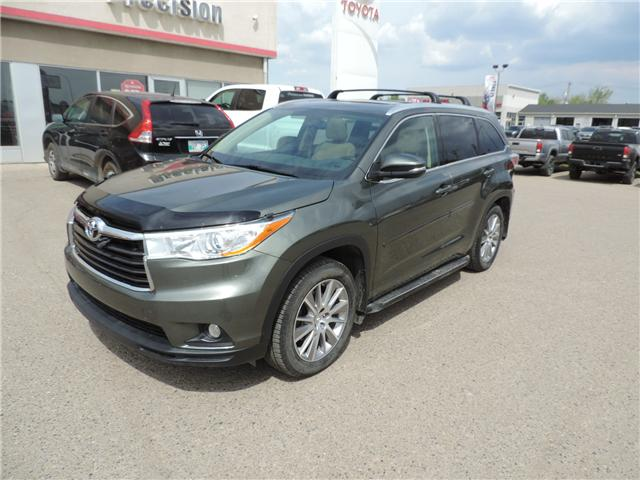 2014 Toyota Highlander XLE (Stk: 182021) in Brandon - Image 2 of 20