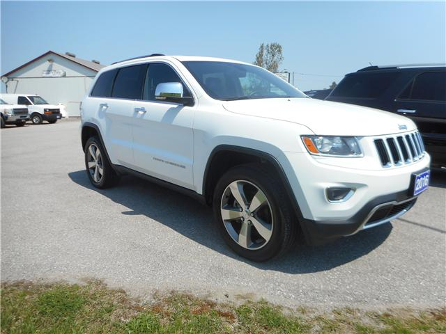 2016 Jeep Grand Cherokee Limited (Stk: NC 3575) in Cameron - Image 2 of 13