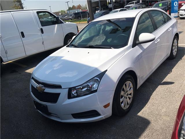 2011 Chevrolet Cruze LT Turbo (Stk: 6773P) in Mississauga - Image 1 of 1