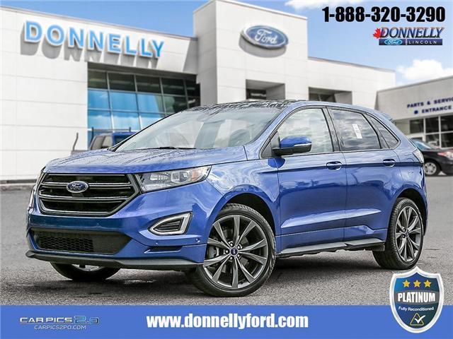 2018 Ford Edge Sport (Stk: PLDU5736) in Ottawa - Image 1 of 29