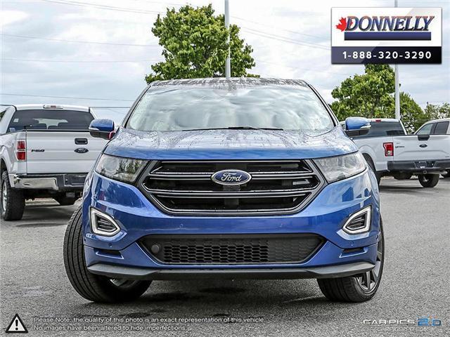 2018 Ford Edge Sport (Stk: PLDU5736) in Ottawa - Image 2 of 29