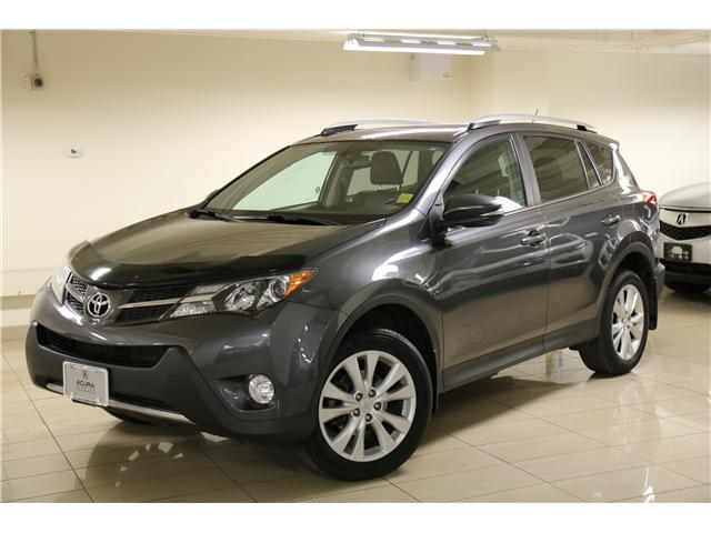 2014 Toyota RAV4 Limited (Stk: AP2951) in Toronto - Image 1 of 24