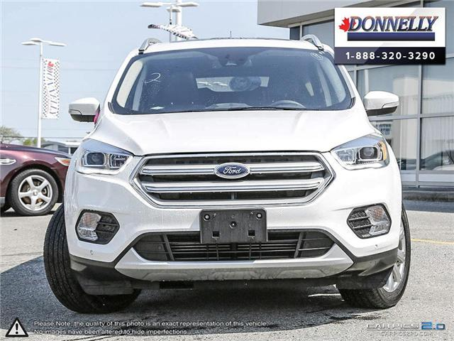 2017 Ford Escape Titanium (Stk: DUR5730) in Ottawa - Image 2 of 28