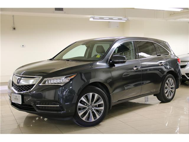 2016 Acura MDX Navigation Package (Stk: M12023A) in Toronto - Image 1 of 31