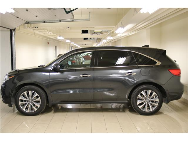 2016 Acura MDX Navigation Package (Stk: M12023A) in Toronto - Image 2 of 31