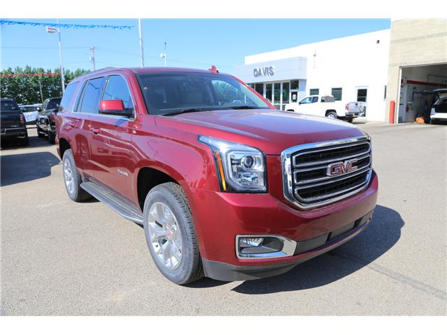 2018 GMC Yukon SLT (Stk: 159741) in Medicine Hat - Image 1 of 31