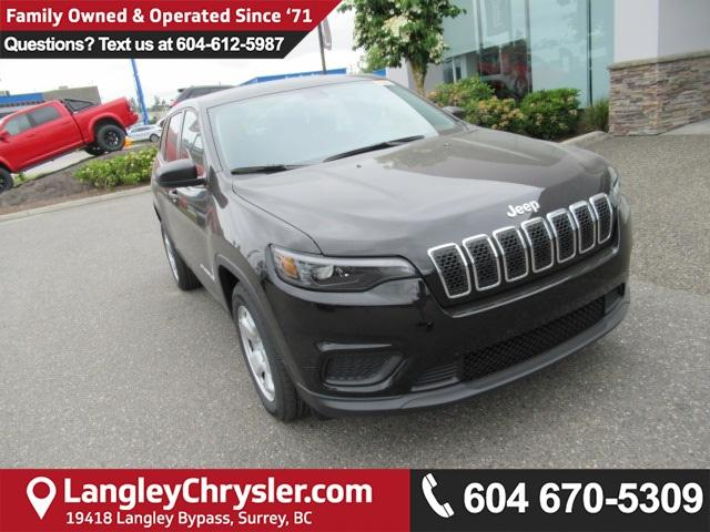 Used 2019 Jeep Cherokee For Sale In Langley Bc
