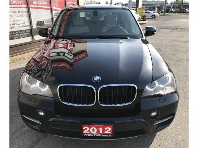 2012 BMW X5 xDrive35i (Stk: 987650) in Toronto - Image 2 of 17