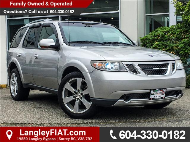 2005 Saab 9-7X Linear (Stk: LF008540AA) in Surrey - Image 1 of 16