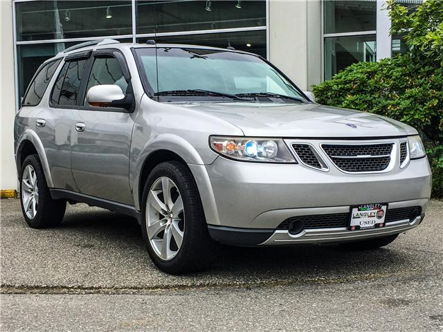 2005 Saab 9-7X Linear (Stk: LF008540AA) in Surrey - Image 2 of 16