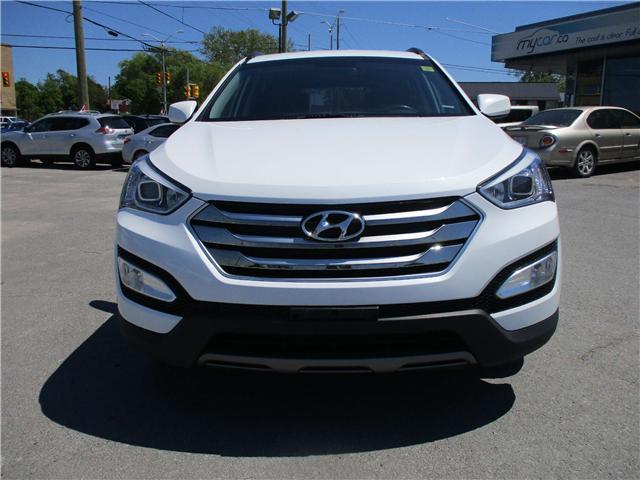 2015 Hyundai Santa Fe Sport 2.4 Premium (Stk: 180617) in Kingston - Image 1 of 10
