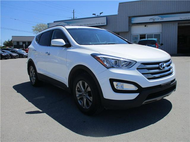 2015 Hyundai Santa Fe Sport 2.4 Premium (Stk: 180617) in Kingston - Image 2 of 10