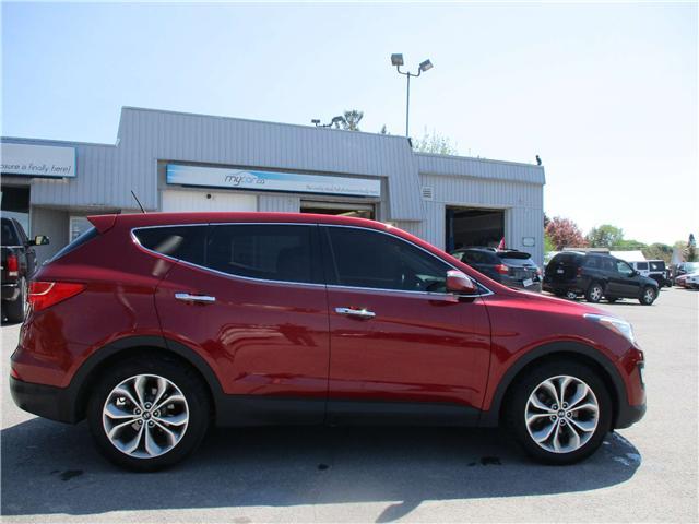 2013 Hyundai Santa Fe Sport 2.0T SE (Stk: 180582) in Kingston - Image 2 of 14