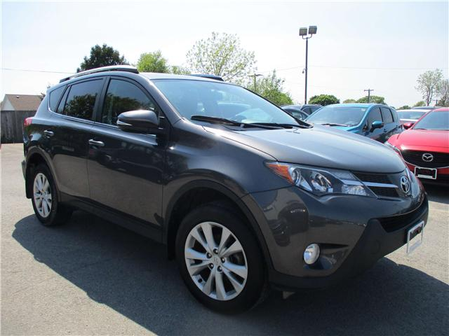 2015 Toyota RAV4 Limited (Stk: 180593) in Kingston - Image 2 of 14
