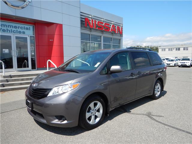 2017 Toyota Sienna L (Stk: N18-0044P) in Chilliwack - Image 1 of 20