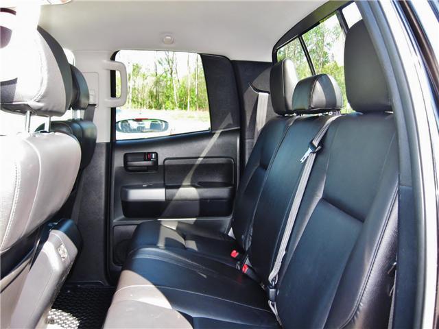 2013 Toyota Tundra SR5 5.7L V8 (Stk: 1341) in Orangeville - Image 12 of 20