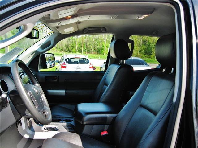 2013 Toyota Tundra SR5 5.7L V8 (Stk: 1341) in Orangeville - Image 11 of 20
