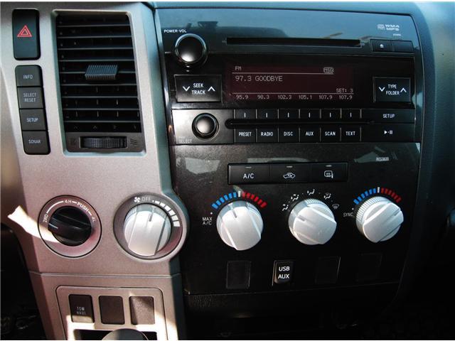 2013 Toyota Tundra SR5 5.7L V8 (Stk: 1341) in Orangeville - Image 17 of 20