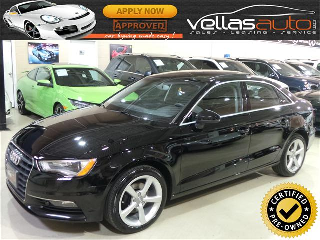 2015 Audi A3  (Stk: NP5751) in Vaughan - Image 1 of 27